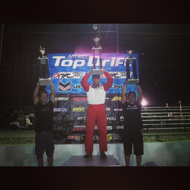 topdrift 2014 series